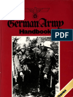 German Army Handbook 1939-45
