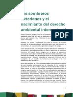 Anexo 2 - El Daño Ambiental y El Marco Internacional - Apunte de Clase