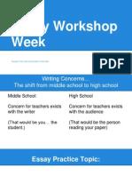 essay-workshop-week
