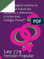 Version Popular Ley779