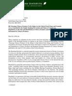 Heartland Comments on FDA - Deeming Reulations -- Final