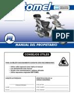C 110 - Manual Del Propietario