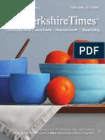 Our BerkshireTimes Magazine,  Aug-Sept 2014