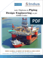 PIPING Design Engg Brochure
