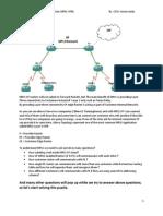 Yasser Auda Cciev5 Mpls Guide ( Ldp, Vrf Lite , Mpls VPN)