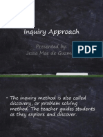 inquiry approach
