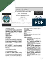 Derecho Administrativo i Código 230