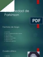 Parkinson y Huntington