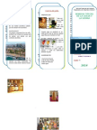 Triptico - Bebidas Tipicas de La Costa y Sierra (Office 2007)