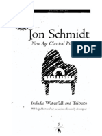 Jon Schmidt New Age Classical Piano Solos