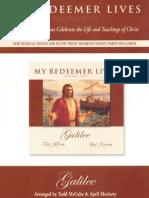 My Redeemer Lives Galilee