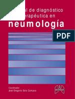 Neumologia Manual Diagnostico y Terapeutico