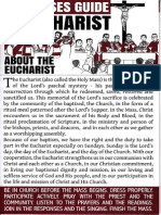 Responses Guide for the Eucharist