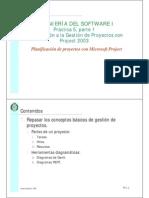 Planificacion Proyectos Con Microsoft Project