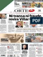 Periódico Norte edición del día 15 de agosto de 2014