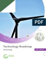 IEA Wind 2013 Roadmap