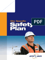 Site Specific Safety Plan