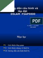Dao tao ADSL - FSAP9800