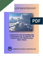 A Busuioc Schimbare Regim Climatic2001_2030
