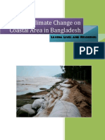 Impact of Climate Change in Coastal Areas of Bangladesh