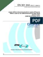 GSM-EFR 06.53