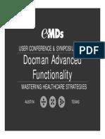 UCS 2013 DocMan - Advanced