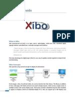 Xibo User Guide
