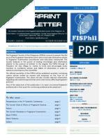 Fingerprint Newsletter