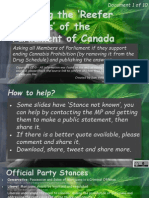 Exposing the Reefer Madness of the Parliament of Canada 1of10 Ablonczy-Benoit