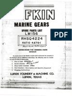 Caja Lufkin LMI56