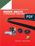 496-2032-Gates Drive BeltComponents Catalogue November 2009