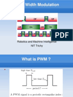 4. Pulse Width Modulation
