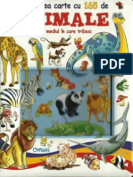 Carte Animale (Ed.Crisan)