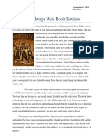 The Always War Book Review