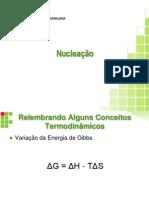 Aula 2 - Nucleação