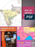 Rise of British Power in Bengal