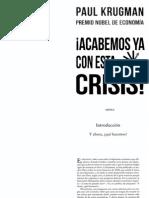 150288980-Paul-Krugman Acabad Con Esta Crisis Resumen