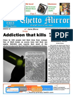 Ghetto Mirror August-September issue