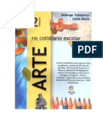 Arte No Cotidiano Escolar Vol 2 Ensino Fundamental 1