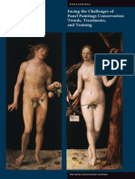 CONSERVACION - Facing the Challenges of Panel Paintings Conservation