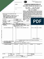 File 1F1 - MBL draft for 20 nos to N.Sheva (B3) GNSNSA100006-1F1