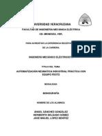 Automatización Neumatica Industrial Con FESTO