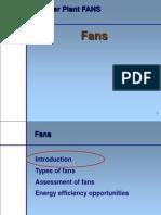 Fans - Power Plant