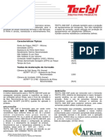 Boletim Tecnico Tectyl 848 DHF
