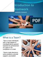 FDP Teamskills Training Vandana
