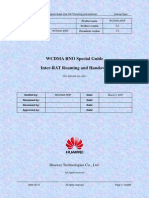 1.WCDMA RNO Special Guide Inter-RAT Roaming and Handover-20050316-A-2.0