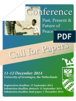 flyer call for papers
