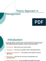 decisiontheoryapproachinmanagement-110112122642-phpapp02