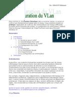 Configuration du Vlan