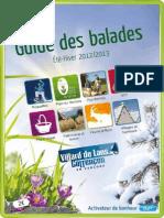 Guide Balade Ete 2012 Vercors
